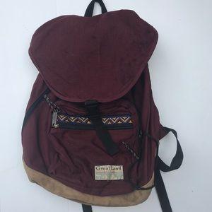 Vintage greatland outdoors backpack